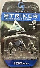New listing G5 Striker Broadhead, Crossbow design