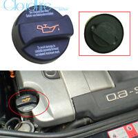 x1 NEU Verschluß Kappe Öleinfüllstutzen Öldeckel Für Audi A4 TT VW Golf Jetta