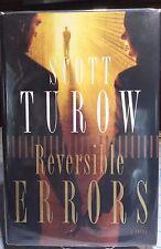 Reversible Errors by Scott Turow *Signed* 1st/1st