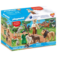 Playmobil Play & Give Set 70621 Aesop's Fables NEW Exclusive Collectible