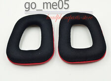 Replacement cushioned ear pads for Logitech G35 G930 G430 7.1 Wireless headphone