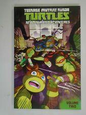 Teenage Mutant Ninja Turtles New Animated TPB #2 6.0 FN (2014 1st Print IDW)
