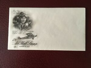 AIR MAIL First day of Issue Cover the stamp 17 cent Air Mail Series of 1971