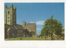 Royal Parade St Andrews Church & Civic Centre Plymouth 1962 Postcard 434a