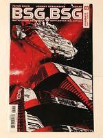BSG vs BSG #3 CVR A Dynamite Comic 1st Print 2018 unread NM