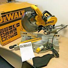Dewalt DW717XPS DW717 250 mm Composé Scie à onglet 110 V * Coffret *