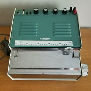 Very Rare Heathkit Chart Recorder EUW-20 serial #28 in mint condition