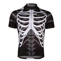 Comaxsun New Men's  Short Sleeve Cycling Jersey Bicycle Bike Shirts EOCJ06