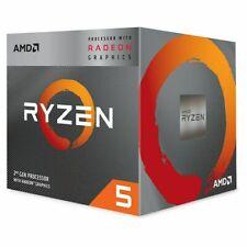AMD Ryzen 5 3400G 3,7GHz Quad Core CPU AM4 con Radeon RX Vega 11 Graphics