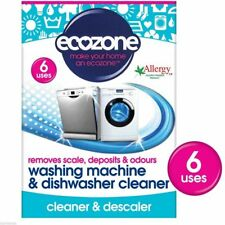 Écozone Machine à Laver et Lave-Vaisselle Nettoyeur - 6 utilise