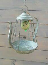 Vogelfutterhaus Kanne zum hängen