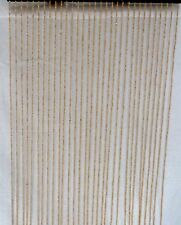 Beaded Door Curtain String Curtain Blinds Fly Screen Divider BAMBOO WOOD