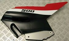 SUZUKI RG500C 1987, NEW ORIGINAL SIDE COVER RIGHT, 47110-21A70-85K