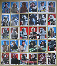 Star Wars Force Attax Movie Edition Series 3 Cards 157 - 192