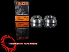 Peugeot 206 / 207 5 Speed MA Gearbox O.E.M. Differential Bearing Pair