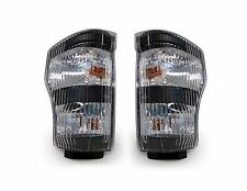GMC W3500 W4500 W5500 2006-2007 TRUCK TURN SIGNAL LIGHTS LAMPS CORNER - PAIR