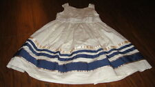 JANIE AND JACK PARISIAN CHIC GIRLS 5 DRESS