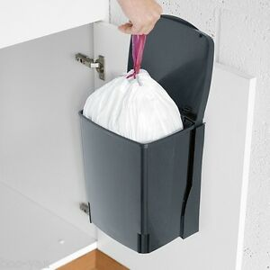 Brabantia Einbau Mülleimer Abfalleimer optimal für Schrankeinbau Wandmontage