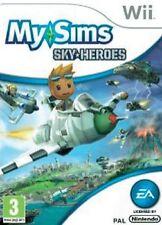 MySims SkyHeroes Wii Nuovo e Sigillato (Nintendo Wii, 2010)