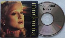 MADONNA Fever RARE!! Orig AUSTRALIAN CARD Sleeve CD Single 6 Track EP 1993 EX