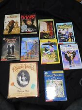 lot of 10 kids books fiction chapter books fun scholastic and apple pbs