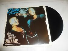 "ZHANE - A low down dirty Shame - 1994 UK 5-track 12"" vinyl single"