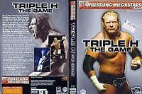 Triple H The Game + Booklet - Wrestling Megastars n.11 Edizione - DVD D044002