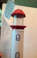 Lighthouse Birdfeeder Brand New Super cute