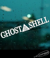 Ghost in the Shell STICKER VINYL DECAL MANGA MOTOKO PUBLIC SECURITY SECTION 9