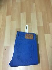 NWT Mens MADE ITALY Diesel Tepphar Prototype Stretch Denim Blue Slim W30 L32 H6