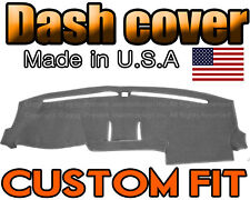 fits 2015 - 2018   FORD  F150  DASH COVER MAT DASHBOARD PAD / CHARCOAL  GREY