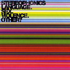 Stereophonics Language Sex Violence Other LP Vinyl European V2 2016 11 Track