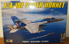 Revell Monogram F/A-18F SUPER HORNET Plastic model Airplane kit TWO VERSION 1/48