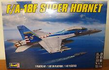 Revell Monogram F/A-18F SUPER HORNET Plastic model Airplane kit TWO VERSION 1/48