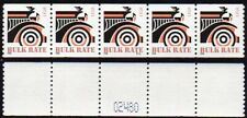 2905a 10¢ Auto #S222 number on number PS5 MNH