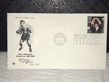 1999 UNDEFEATED ROCKY MARCIANO First Day Issue Postal Cover, NM, Ship Free