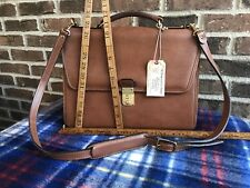 RARE VINTAGE 1980's IPAD PRO 12.9 BASEBALL GLOVE LEATHER BRIEFCASE BAG R$695