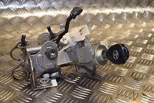 TOYOTA AURIS 2007 IGNITION LOCK WITH KEY & STEERING COLUMN 45020-0203 (EL2)