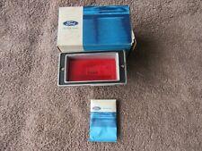 NOS 70 71 Ford Fairlane Torino  Fender Side Marker Lamp assy D0OZ-15A201-M