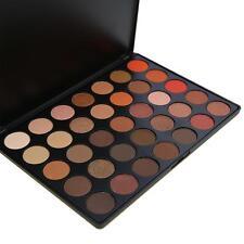 Profession 35 Color Eyeshadow Palette Pigment Shimmer Warm Matte Set 35O# Utilit