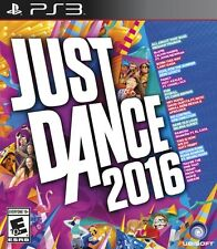 PS3 Just Dance 2016 (PlayStation 3, PS Move, Ubisoft) - Brand New/Factory Sealed