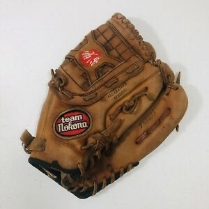 Team Nokona RHT Baseball Glove TN1075 Used As-Is See Pics