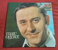 MARC OGERET LP ORIG VOGUE + SIGNATURE   CHANTE FERRE
