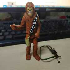 """Rare Star Wars Hasbro 2005 Chewbacca Action Figure Toy 4.75"""" Tall"""