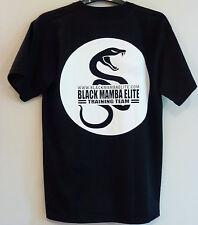 Black Mamba Elite Training Team Tee T Shirt Top Size Medium BNWT Uk Freepost