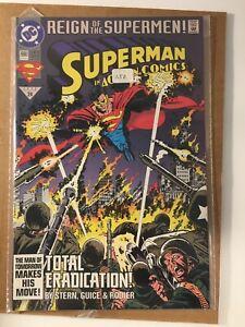 Action Comics #690 I combine Shipping!