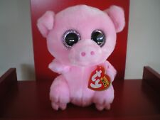 """Posey Pig Claires 6"""" 15cm Ty Beanie Boos"""