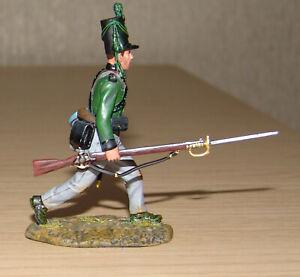 Thomas Gunn  NAP044B - Napoleonic KGL Rifle At Trail