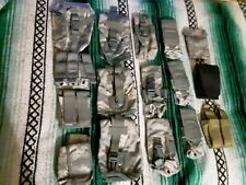 Military surplus acu mag pouch lot