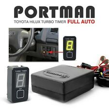 New PORTMAN Fully Auto Turbo Timer for TOYOTA Hilux Vigo / Prado / Land Cruiser